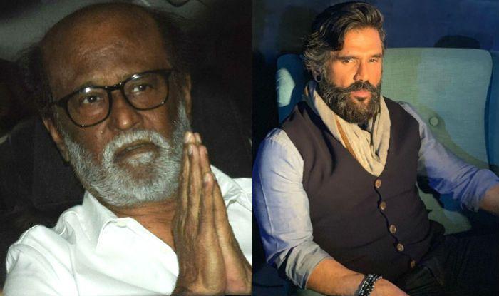 Suniel Shetty as Villain Opposite Rajinikanth in AR Murugadoss' Darbar, Read on