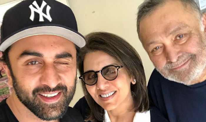 Rishi Kapoor Finally Announces He's Cancer-Free, Talks About Wife Neetu Kapoor And Son Ranbir Kapoor