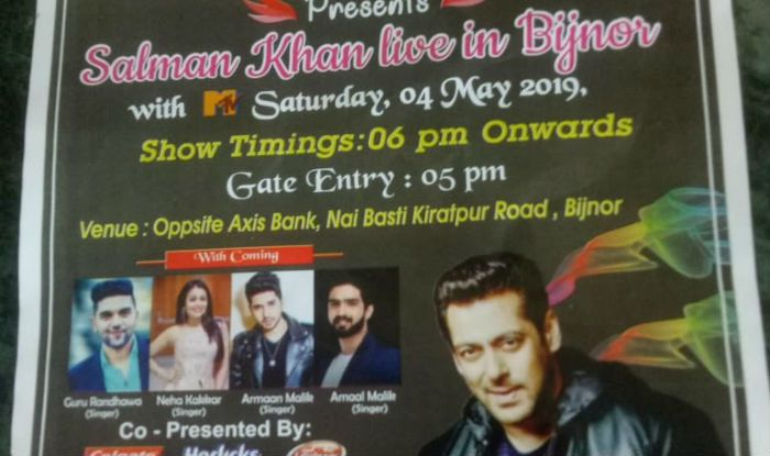 Salman Khan Takes Down Fake Charity Event That Mentioned Him as Special Guest And Being Human as Presenter