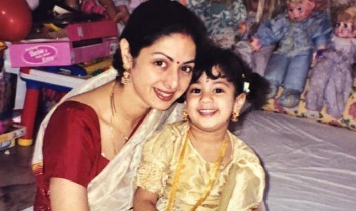 Janhvi Kapoor Just Made The Most Emotional Mother's Day Post – Check Her Old Photo With Sridevi