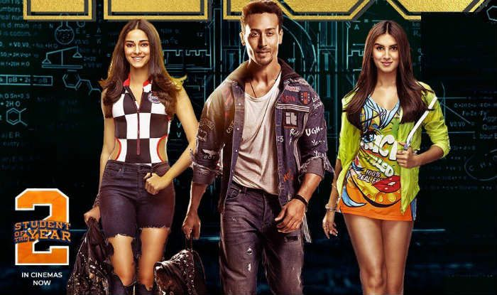 Student Of The Year 2 Box Office Day 2: Tiger Shroff's Film Stands at Rs 26.08 cr, Will Rs 50 cr be a Cakewalk?