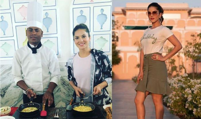Sunny Leone Begins Splitsvilla 12 Shoot in Jaipur, Also Takes Twin Boys, Asher And Noah – Watch Video