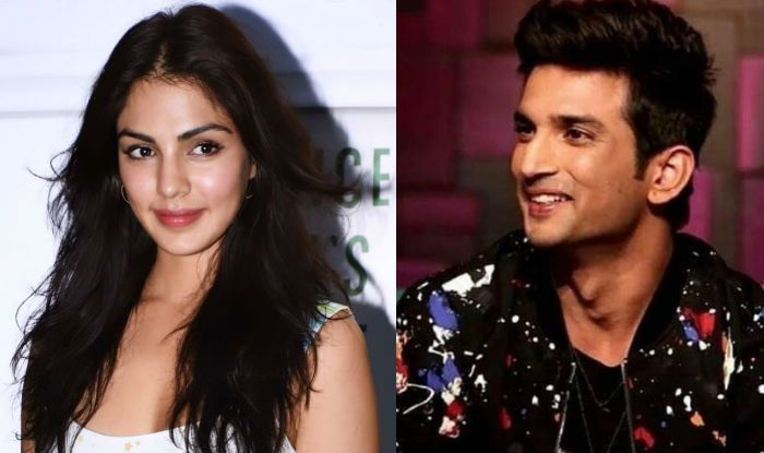 New Couple Alert! Sushant Singh Rajput Dating Rhea Chakraborty After Breakup With Kriti Sanon?