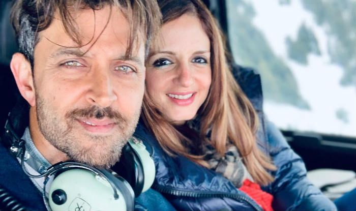 After Five Years of Divorce, Sussanne Khan Reveals ex-Husband Hrithik Roshan is Her 'Support System'