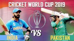 WC'19 Live Updates: Rohit, Rahul Fifties Put India in Driver's Seat