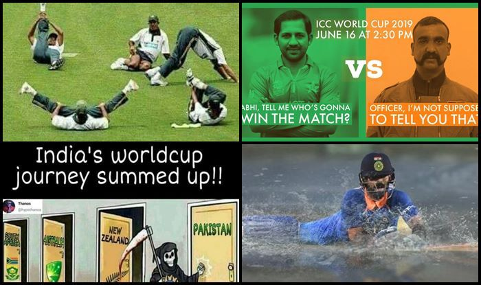 India Vs Pakistan 15 Viral Memes Gifs And Social Media Buzz Ahead Of The Ind Vs Pak Icc Cricket World Cup 2019 Match At Manchester See Posts
