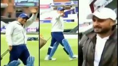 Kaptaan o Ke Kaptaan! Bhajji TROLLS Dhoni Off-Camera & it Will Leave You in Splits | WATCH