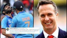 Not Imran or Kohli, Dhoni as Captain: Vaughan Picks His All-Time Ind/Pak Combined XI | POST