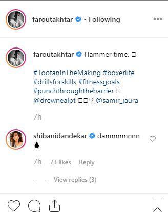 Farhan Akhtar, Shibani Dandekar, the sky is pink