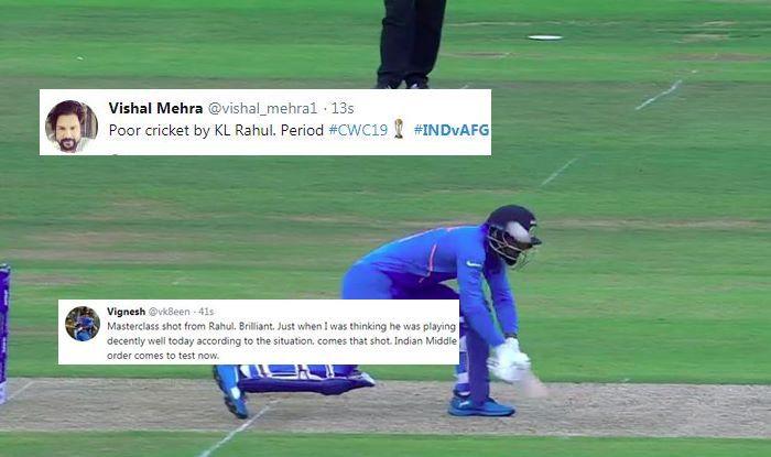 KL Rahul TROLLED For Playing Irresponsible Shot During ...