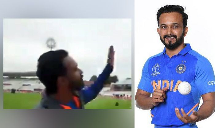 ICC, ICC Trolled, Kedar Jadhav, Marathi, Trent Bridge rain delay, ICC Cricket World Cup 2019, ICC World Cup 2019, Ind vs NZ, NZ vs Ind, Cricket News, Nottingham, Weather forecast, match abandoned, ICC World Cup 2019 schedule, Indian Cricket Team, Indian national cricket team, India vs New Zealand