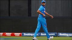 ICC World Cup 2019: Bhuvaneshwar Kumar Ruled Out Of Next Two-Three Matches