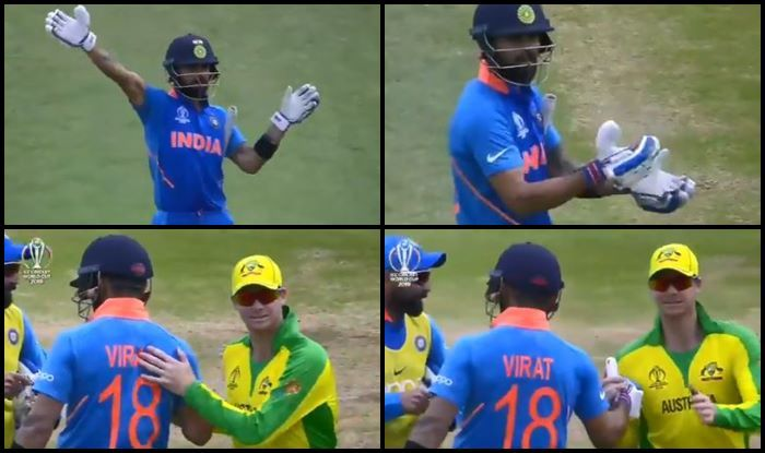 Image result for steve smith and virat kohli in world cup 2019