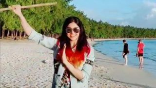 Adah Sharma's Wicked Martial Arts Display Will Leave You Open Mouthed, Watch