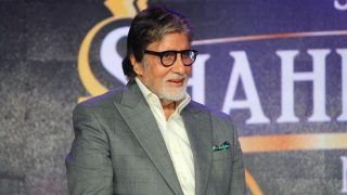 Amitabh Bachchan Launches Eye Care Campaign in UP to Fight Blindness