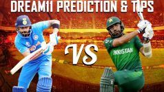 India vs Pakistan Dream11 Team Prediction And Tips