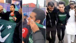 Watch: Pakistani Cricket Fan's Hilarious Video Goes Viral After India-Pakistan Match