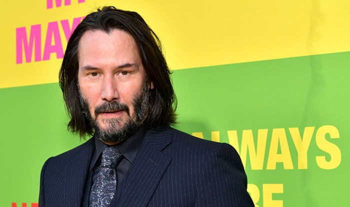 Hollywood actor Keanu Reeves. Photo Courtesy: Getty Images