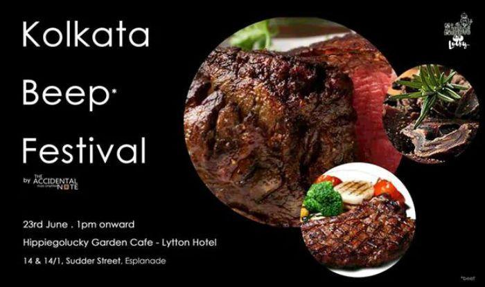 Kolkata Beef Festival