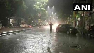 Delhi Rains: Light Shower Brings Respite From Delhi Heat, Similar Conditions to Prevail For 3-4 Days