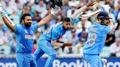 WC'19 Report: Rohit, Bowlers Star as IND Thump PAK by 89 Runs Via DLS