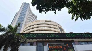 Sensex Tanks by 490 Points as Fear Over India-US Trade Tussle Grips Markets