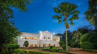 The Belgadia Palace: Building Sustainable Communities in Odisha
