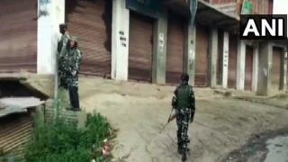 Encounter Breaks Out in J&K's Anantnag, Army Jawan Martyred, Another Injured