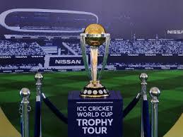 ICC Cricket World Cup 2019 News