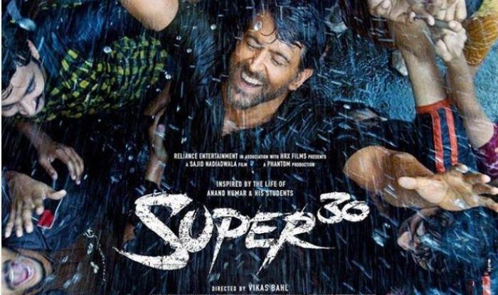 Hrithik Roshan starrer Super 30 new poster