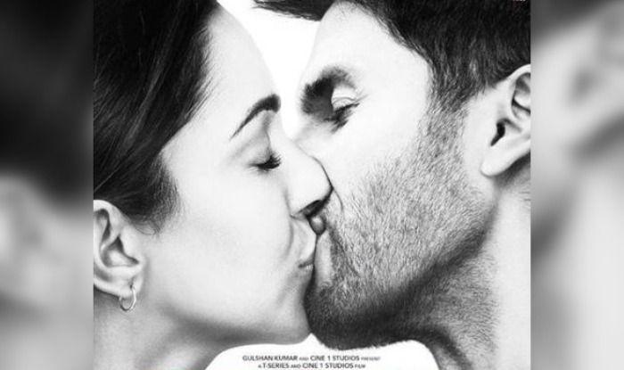 Shahid Kapoor and Kiara Advani in new poster of Kabir Singh