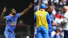 CWC'19: Pakistan Put India in to Bat, Vijay Shankar Replaces Shikhar Dhawan