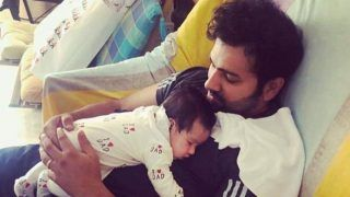"New Father Rohit Sharma Enjoying ""Good Phase"" of His Life"
