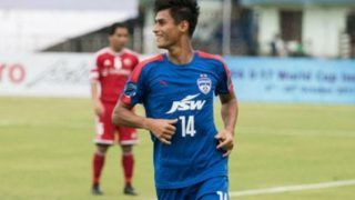 Eugeneson Lyngdoh Rejoins Bengaluru FC on One-Year Contract