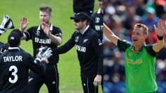 CWC'19: New Zealand Are One of Favourites, Not Dark Horse, Says Chris Morris