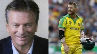 ICC Cricket World Cup 2019: David Warner Yet to Take 'Ferrari For a Spin', Semifinals Will be Occasion to 'Test Engine Out', Says Steve Waugh