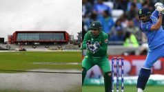 CWC'19 IND vs PAK: Hourly Weather Forecast Of Manchester, Rain Chances