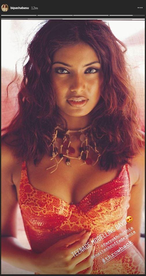 Bipasha Basu (Photo Courtesy: Instagram/@bipashabasu)