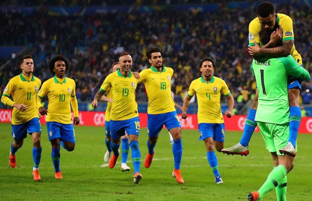 Copa America 2019 Final Brazil Peru Brazil Vs Peru Brazil Vs Peru Live Streaming In India Copa America 2019 Final Live Streaming In India Brazil Vs Peru Copa America Final 2019 Where