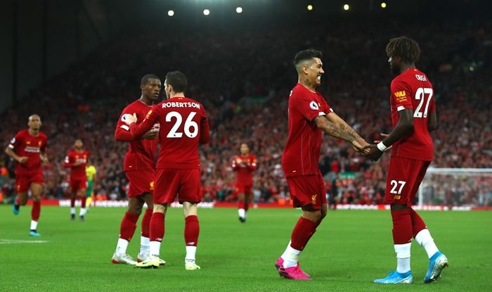 Image Result For Liverpool Vs Norwich City Saturday August
