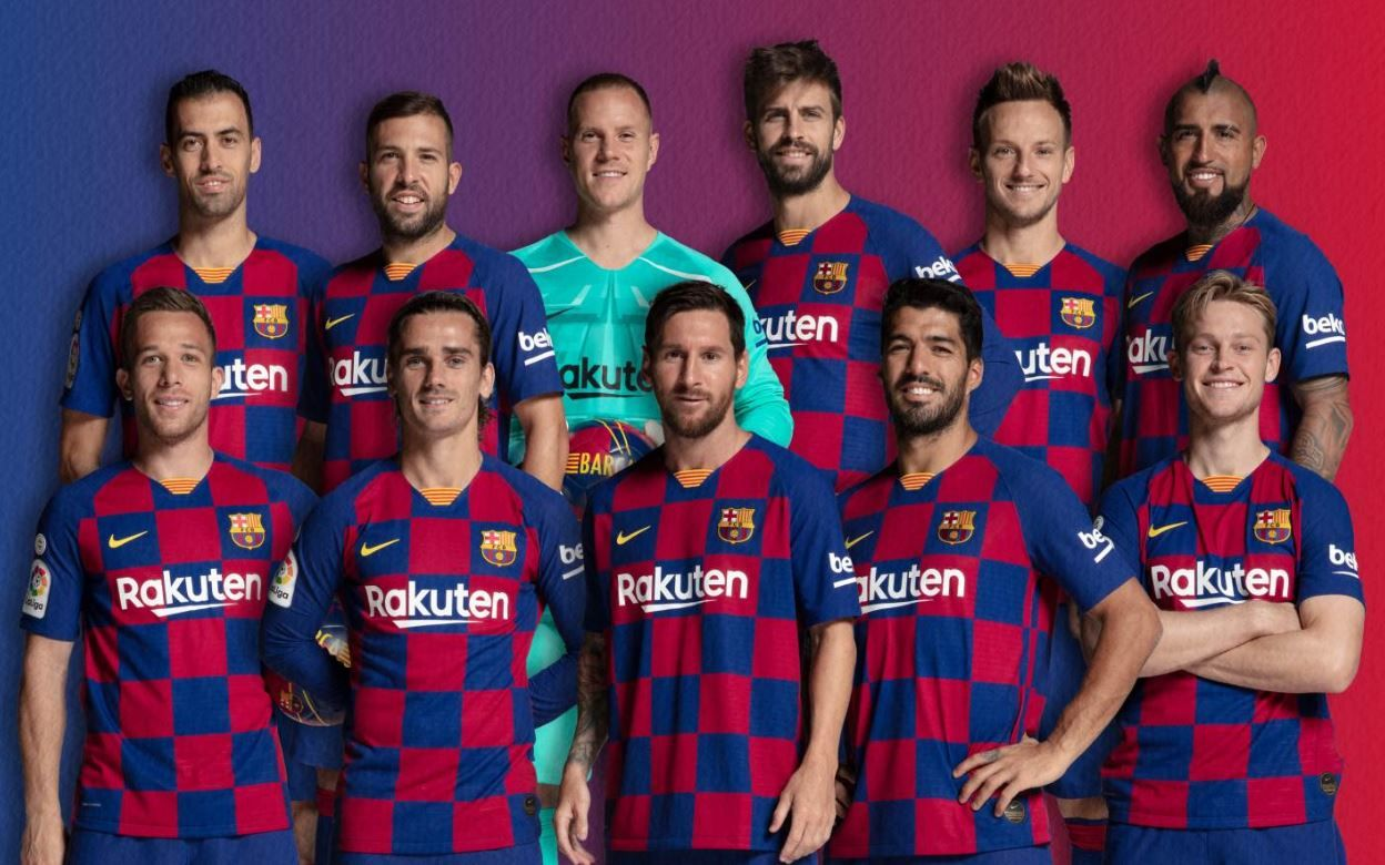Barcelona Vs Valencia Dream11 Team