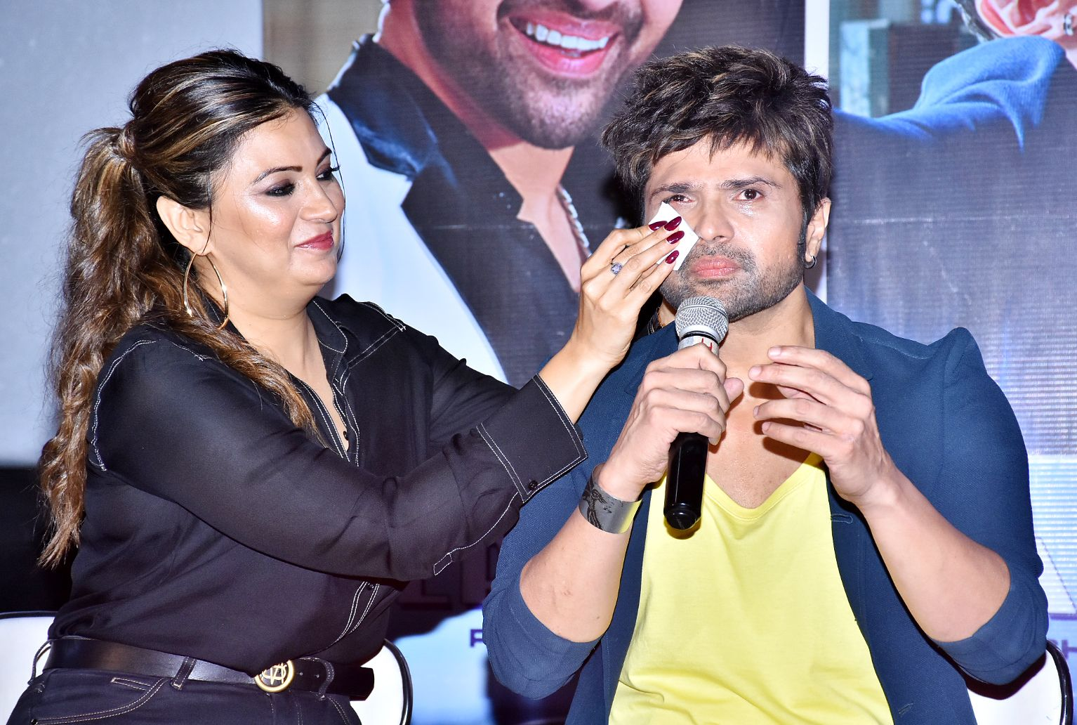 Himesh defends Lata's views on Ranu, says people 'misunderstood' singing legend's statement