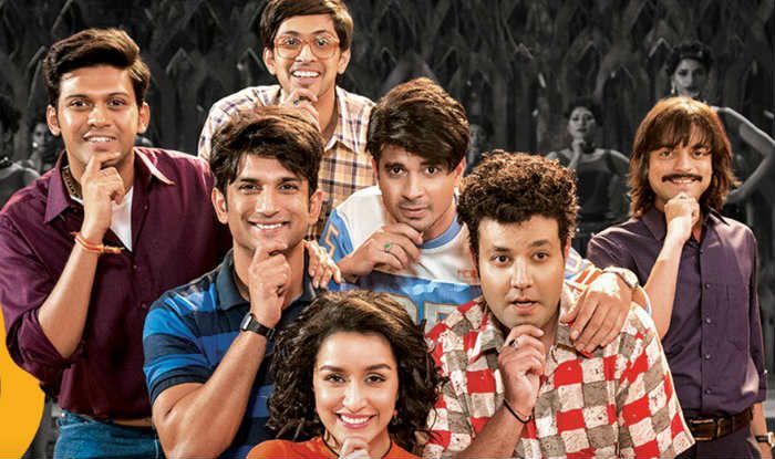 A poster of Chhichhore