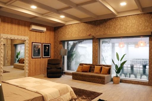 Salman Khan's abode in Bigg Boss 13