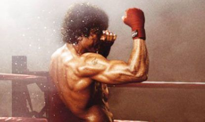 farhan akhtar, toofan, first poster, boxing, indian boxer
