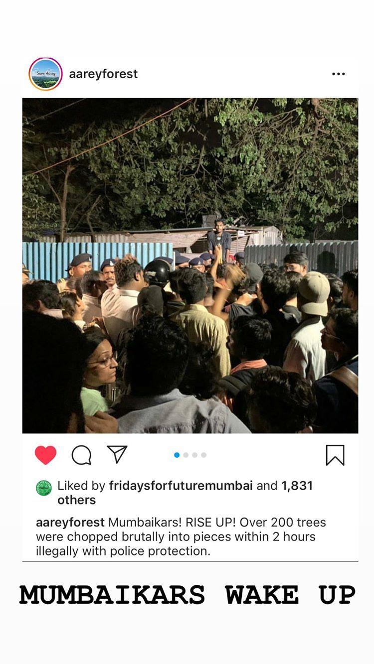 Shraddha Kapoor's post