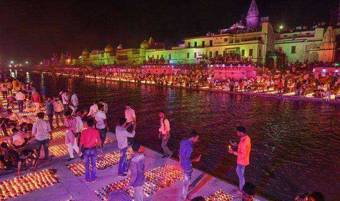 Ayodhya Diwali