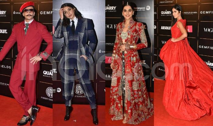 Image result for Vogue Women of The Year Awards 2019.