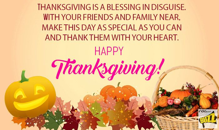 Thanksgiving 2019 Best Whatsapp Messages Facebook Quotes Gifs To Wish Your Loved Ones India Com