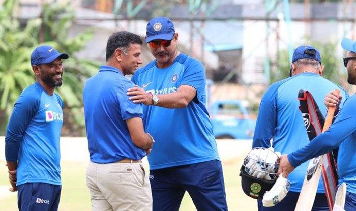 Rahul Dravid Turns 47; Relive Moment When Wall Sledged an ...